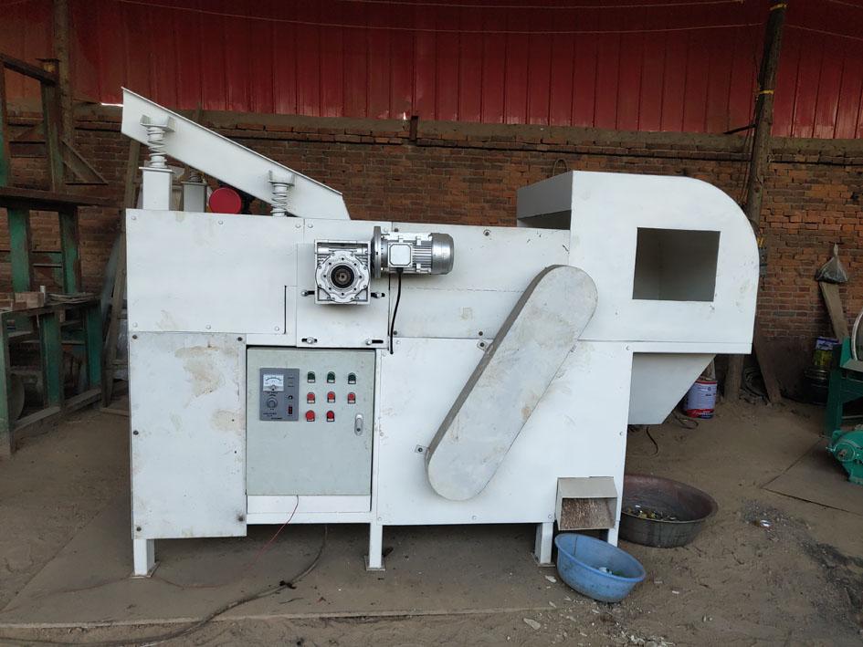 甘肃酒泉海南垃圾不锈钢分选机制造商磁选机生产厂家