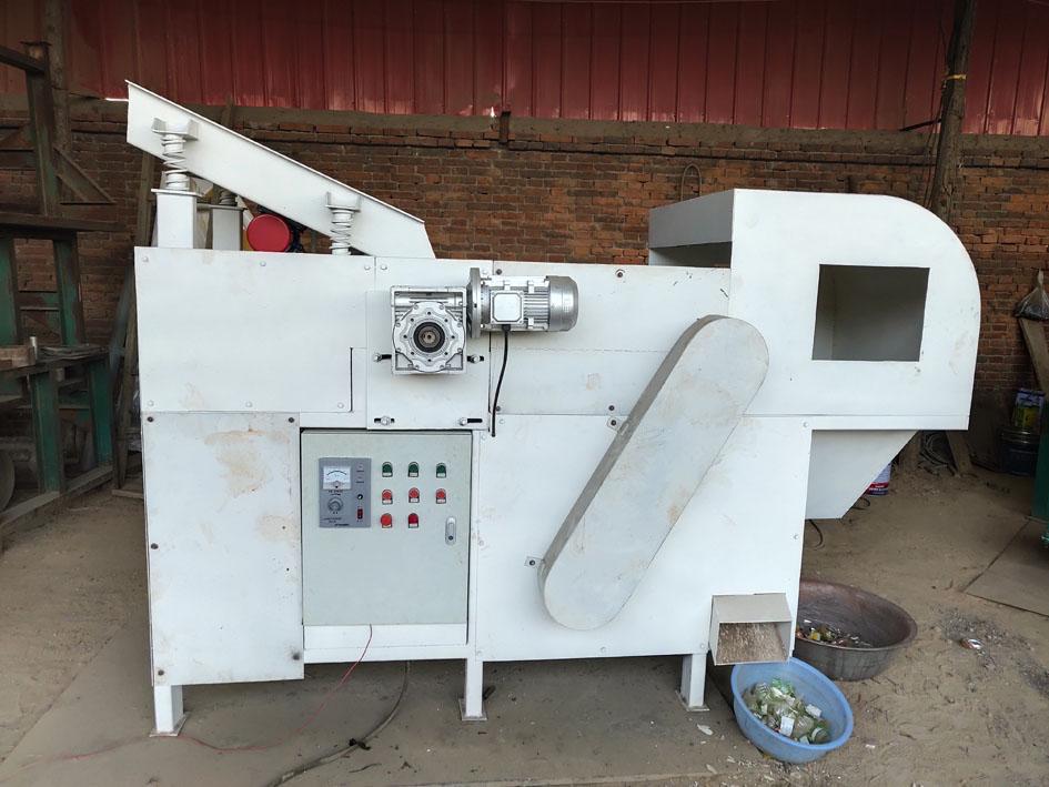 黎城厨余垃圾滚筒筛分选机磁选机生产厂家