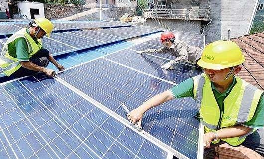 益阳市二手单晶太阳能组件回收
