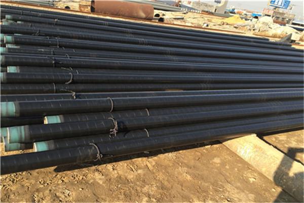 镇沅蒸汽管道钢套钢直埋保温螺旋钢管生产加工