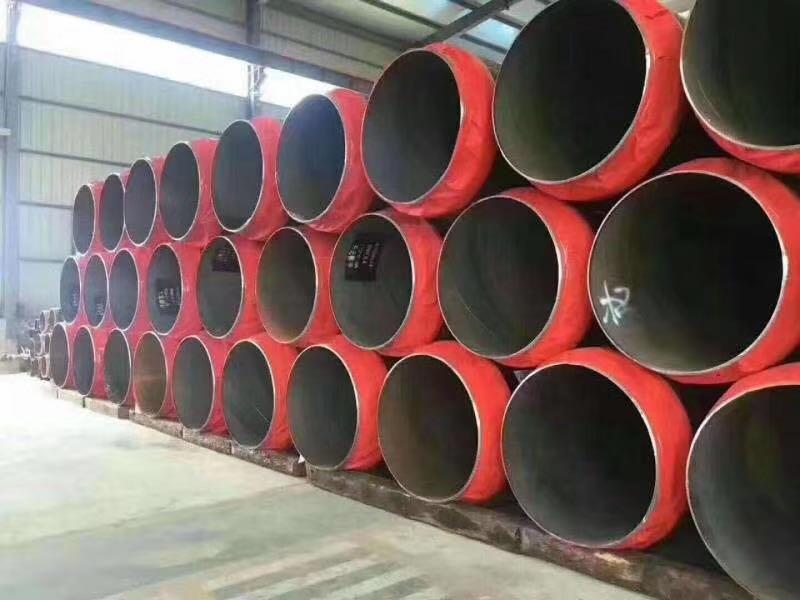 宁夏回族自治区预制直埋蒸汽钢管厂家直销
