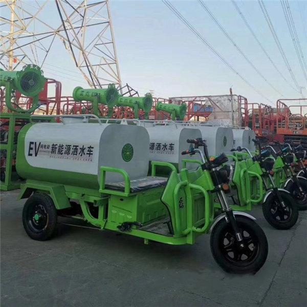 资询:湖州工地用三轮雾炮洒水车