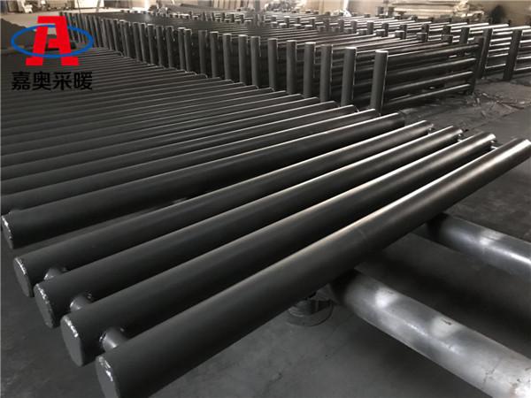光面管散热器进出口D108*5500*5板芙