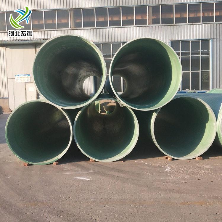 重庆万州玻璃钢污水管道价格