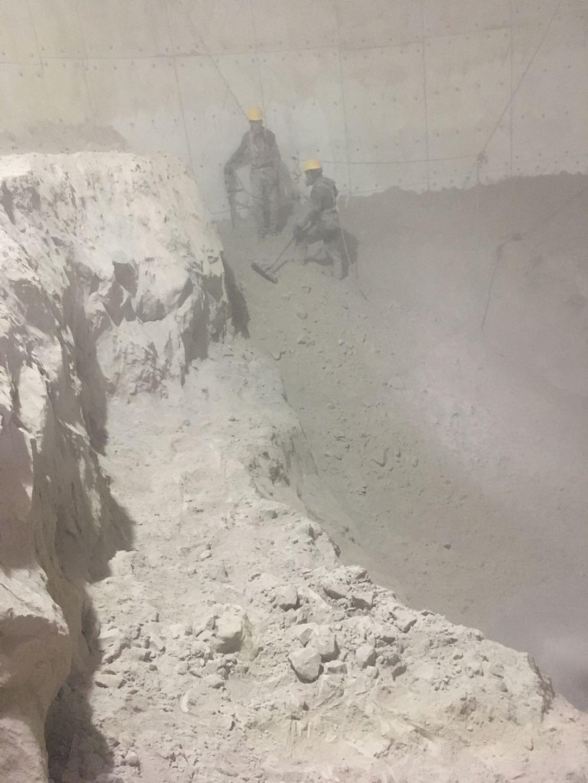 七台河电厂灰库清理公司价格公道