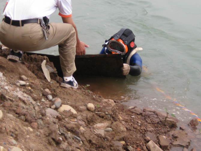 阿坝藏族羌族自治州水下打捞公司——水下救援队