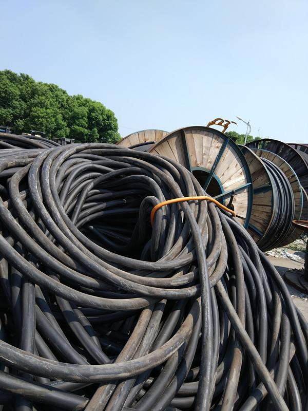 清远市海底电缆旧电缆回收公司一览表