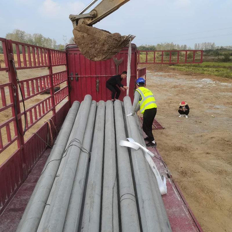 南充阆中12米水泥电线杆重量急售20000根