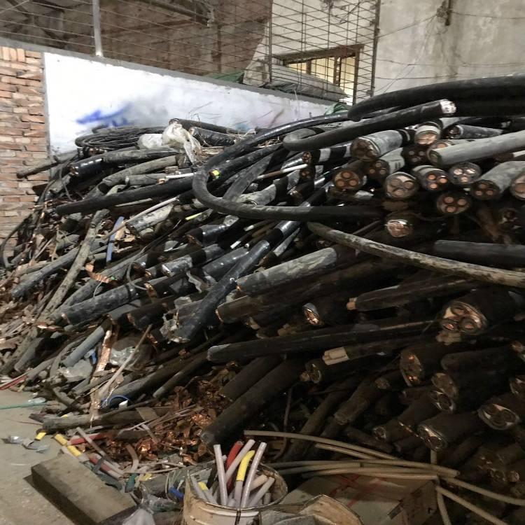 中山阜沙镇回收收购旧电缆线公司一览表