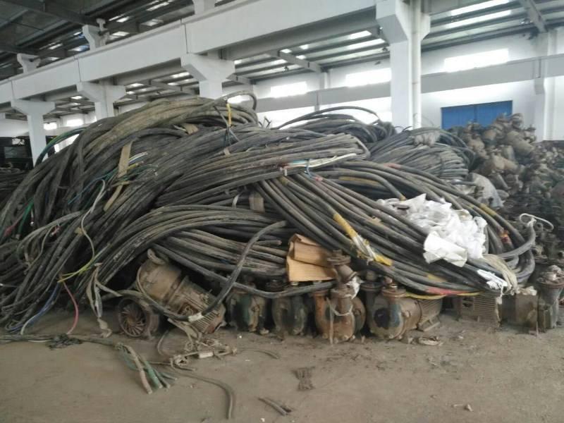 石岐区收购废电缆线公司价格多少