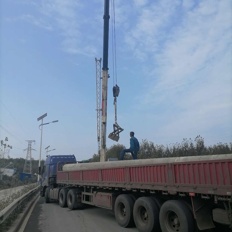 大石桥钢纤维水泥电杆咨询