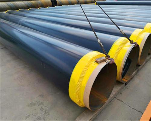 吕梁离石DN400聚氨酯无缝保温钢管多少钱一根