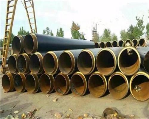 石油公司供热用保温螺旋焊管多少钱一吨,