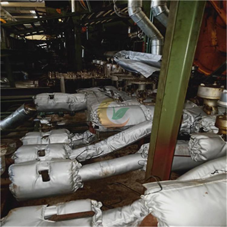四川_软质可拆卸油田管道保温活套---设计:(威耐斯)