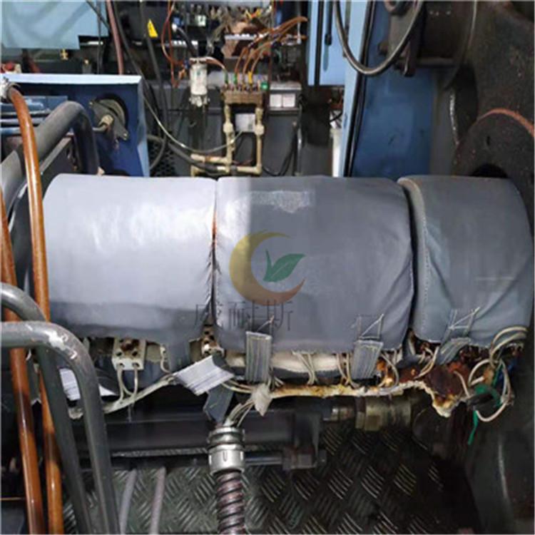 新疆哈密_软质可拆卸硫化机阀门隔热罩批发【威耐斯】