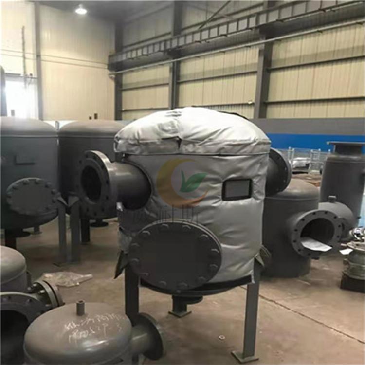 四川达州市:吊桶式式疏水阀软保温夹克---安全可靠_【威耐斯】