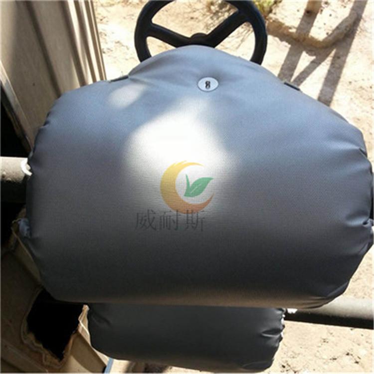 呼伦贝尔---硫化机模具可拆卸式保温夹套更专业:(威耐斯科技)