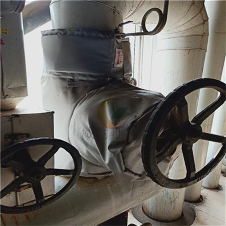 武夷山_可拆卸式设备隔热被:厂家---威耐斯