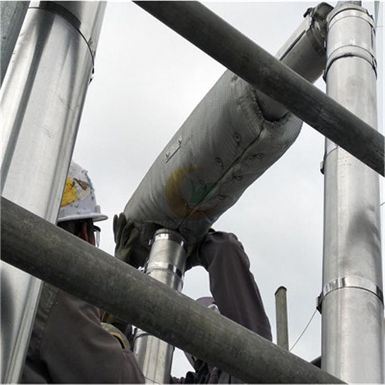 新疆塔城:柔性可拆卸采油树隔热棉---制作流程_威耐斯
