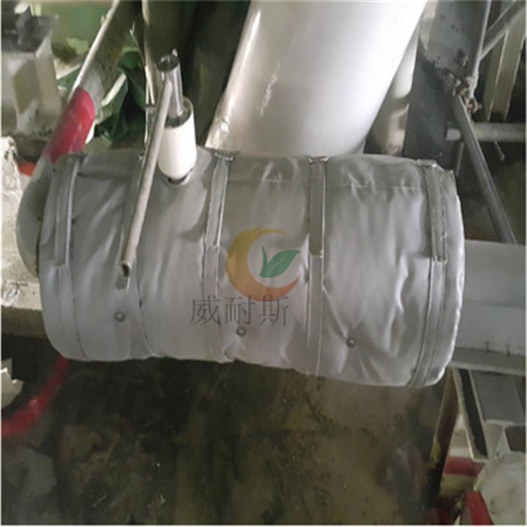 伊春市:柔性汽水分离器隔热夹克---设计_(威耐斯)