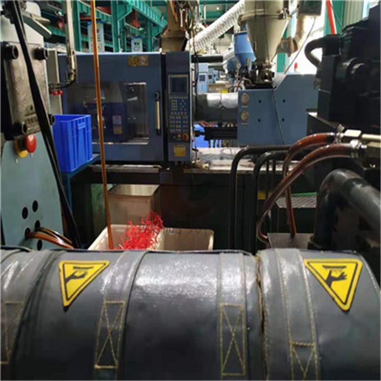 白山市---可拆卸软质硫化机模具保温套哪里能定制:(威耐斯科技)