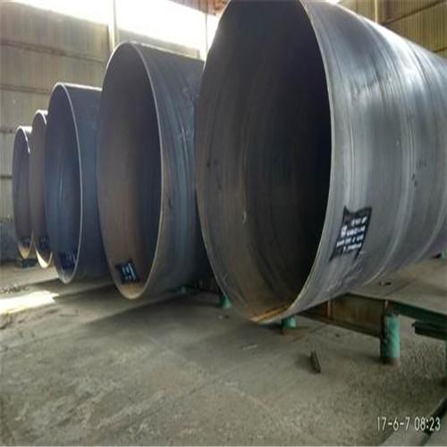 直径2820焊接钢管过磅价格