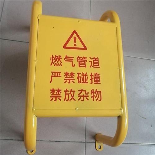 济南居民小区煤气管道防撞护栏厂家地址