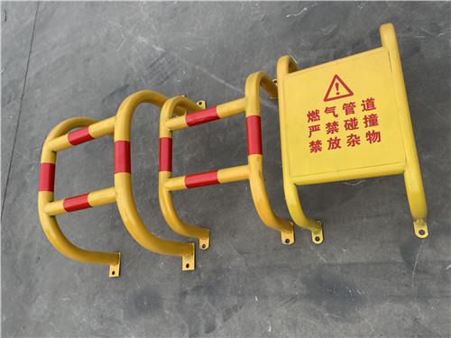 聊城小区燃气管道防撞护栏厂家地址