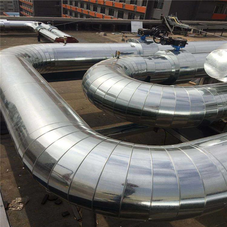 微山机房泵房管道保温施工队