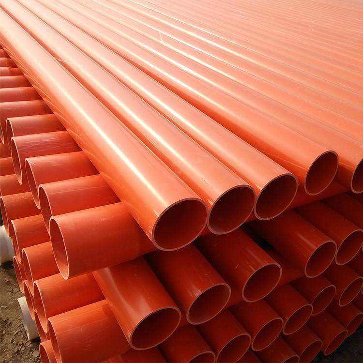 达州pvc电力电缆管厂家规格齐全