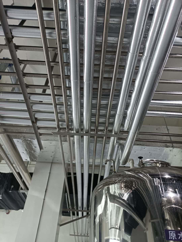 招远机房泵房管道保温施工注意事项