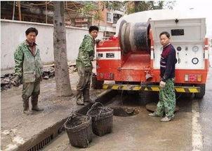 广汉下水道清理(管道清淤)——收费标准