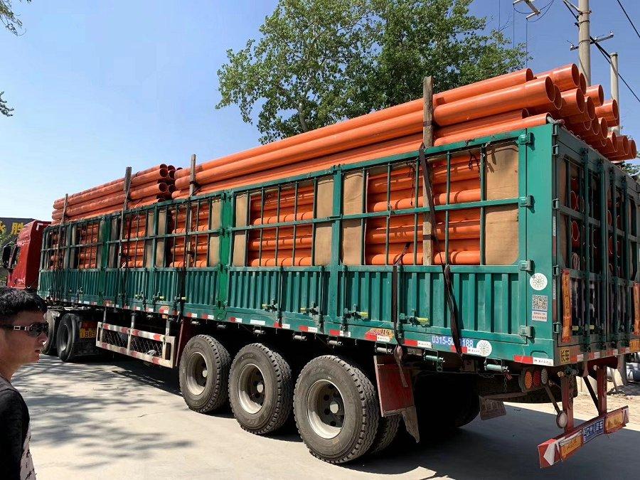 东营市广饶县MPP电力电缆保护管生产厂家高压电力保护管