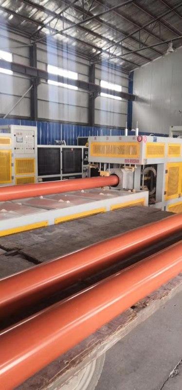 樟树市MPP高压电缆保护矩形波纹管生产厂家高压电力保护管
