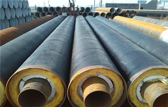 耐高温走蒸汽保温管道厂家今天报价-安庆市
