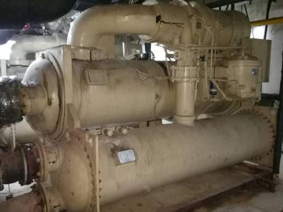 东莞凤岗镇回收螺杆空调公司