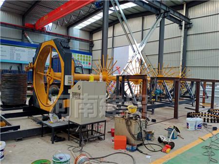 钢筋笼缠绕机锦州3000滚焊机