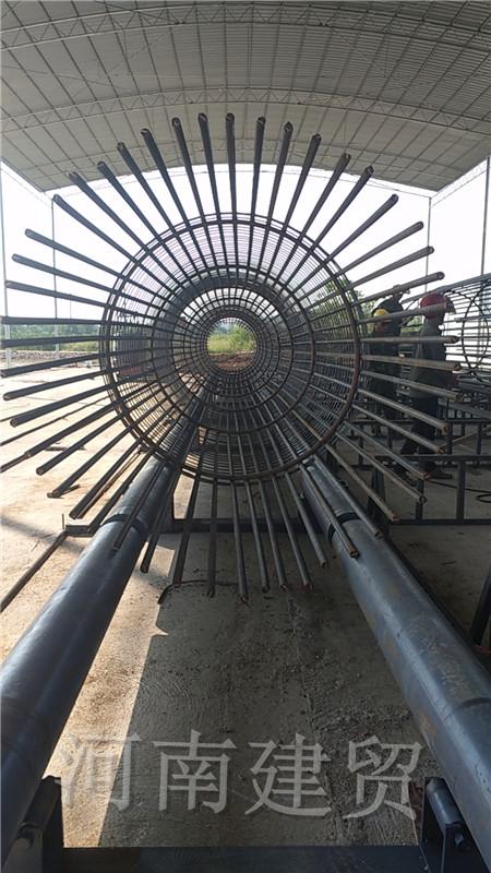 随州钢筋笼成型绕筋机厂家