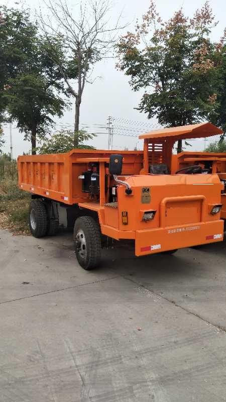 安达市矿用KA16吨运输车矿山运输车{附加变量