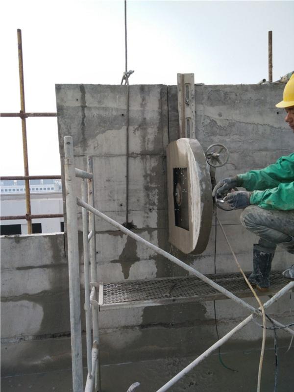 丽江钻孔各类大孔深孔一般用什么切割