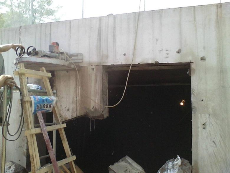 鹤壁混凝土路面切割机面向全国施工