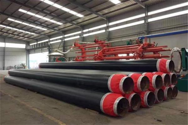 2021黑夹克保温钢管生产厂家/宁南县