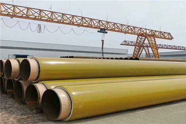 钢套钢蒸汽保温管生产厂家淳安县