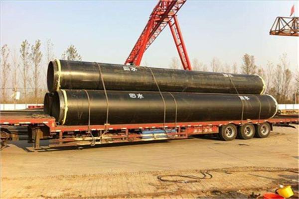 赤峰市林西县-聚氨酯泡沫预制保温管-国标品质-现货库存