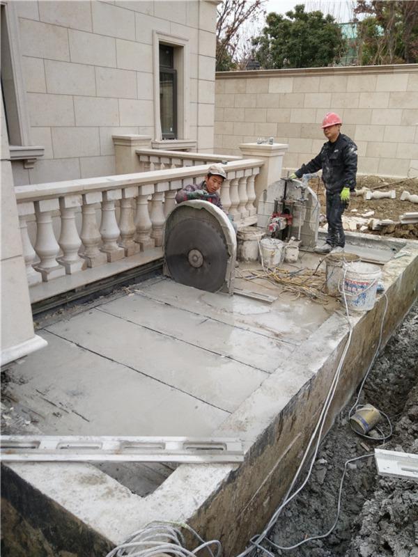 南京擋土墻切割專業施工團隊