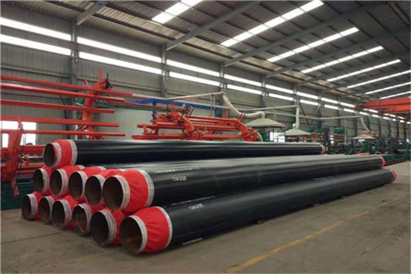 2021塑套钢保温钢管今日价格/永丰县