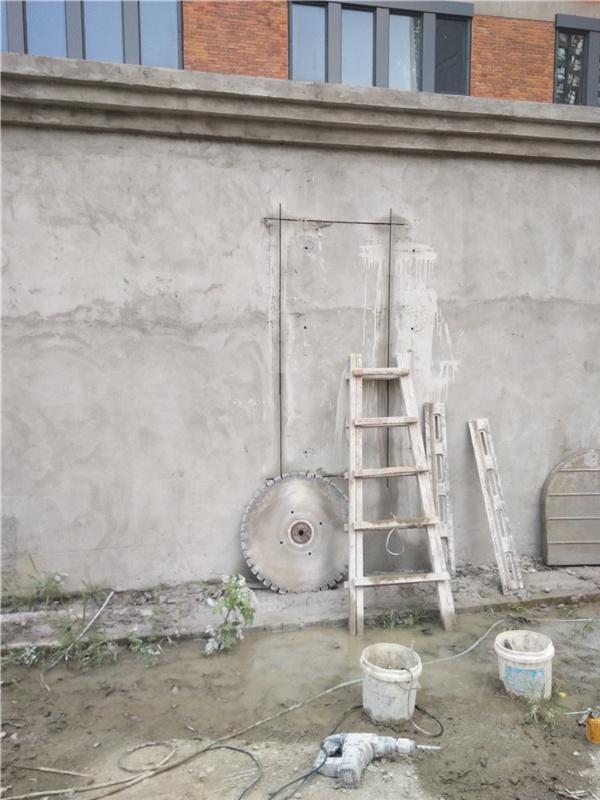 渭南混凝土切割设备--施工电话--高施工质量