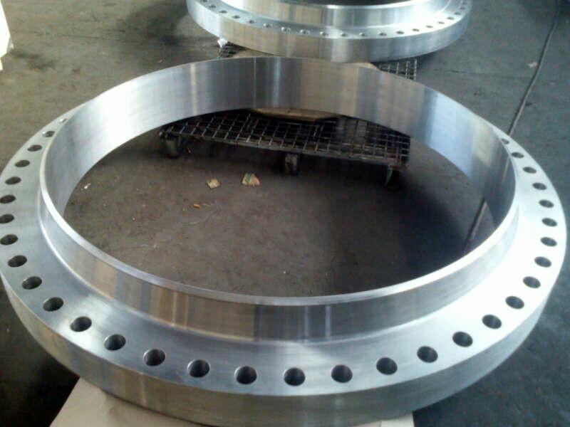 防城港市美标带颈对焊法兰厂家供应