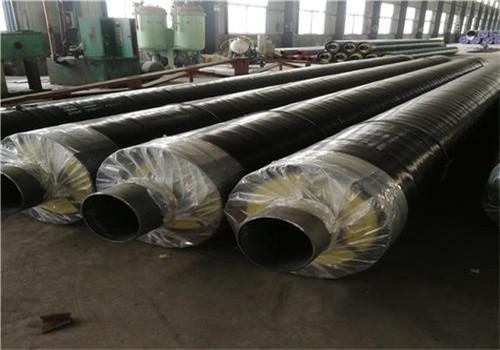 聚氨酯直埋保温钢管价格行情上海