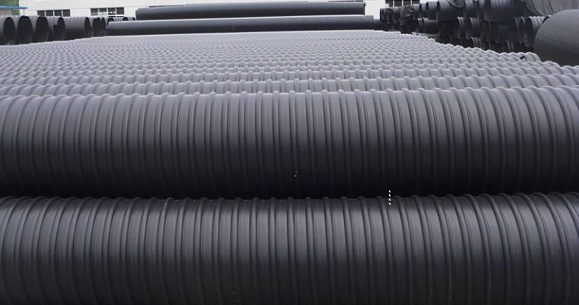 攀枝花HDPE多肋增强缠排水管价格货源充足